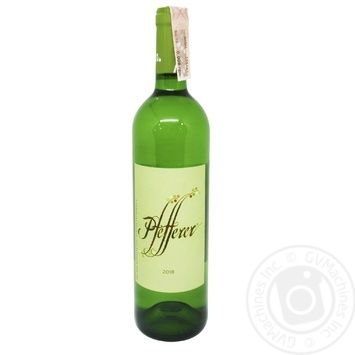 Colterenzio Pfefferer White Dry Wine 12.5% 0.75l - buy, prices for CityMarket - photo 1