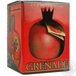 Вино Ijevan Grenade красное фруктовое полусладкое 9-12% 0,75л