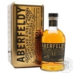 Whiskey Aberfeldy 40% 700ml glass bottle - buy, prices for Novus - image 1