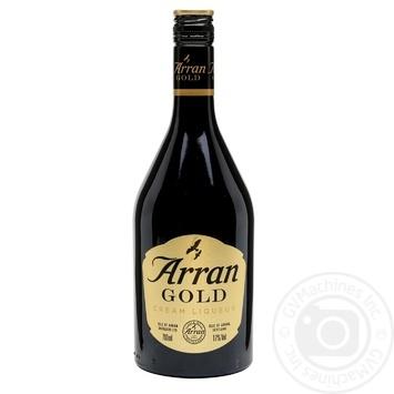 Ликер Arran Gold Cream Liqueur  17% 0,7л - купить, цены на МегаМаркет - фото 1