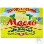 Bogodukhovsky molzavod Cream butter Selyanske 73% 180g