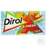 Dirol X-Fresh Chewing Gum Peach and Watermelon Freshness 13.5g - buy, prices for Tavria V - image 1
