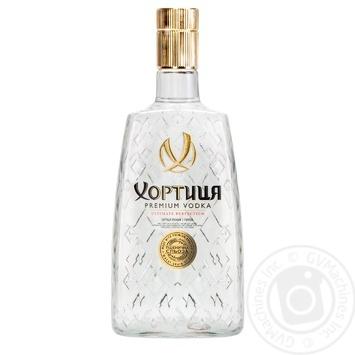 Khortytsya Premium Vodkа 40% 0,7l - buy, prices for Furshet - image 2