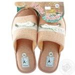 Обувь домашняя Home Story женская р.36-41 в ассортименте - купить, цены на МегаМаркет - фото 2