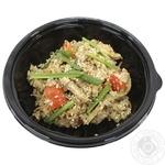 Рис The Local Food по-тайськи з куркою та овочами 350г