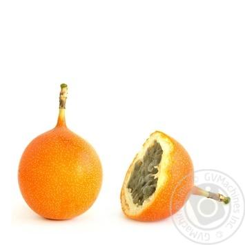 Фрукт гренадилла Экзотические фрукты свежая