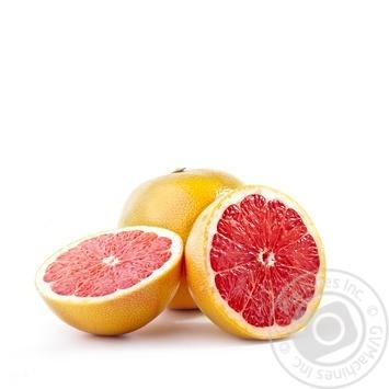 Фрукт цитрус грейпфрут свежая