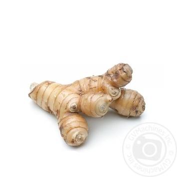 Vegetables ginger fresh