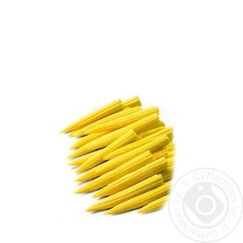Овощи кукуруза свежая