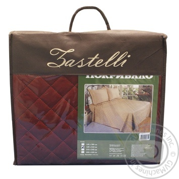 Покрывало Zastelli шелковое 160X210см