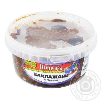 Shinkar po-hruzynsʹki with eggplant salad 500g - buy, prices for Metro - image 1