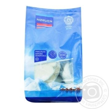 Стейки масляной рыбы УВРК свежемороженые - купить, цены на Метро - фото 1