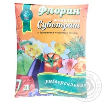Субстрат Флорин Універсальний 7л - купити, ціни на Метро - фото 1