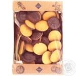 Печиво здобне збивне Rioba Деліція зі смаком вишні 500г