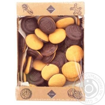 Печиво Rioba Деліція смак вишні 1кг - купити, ціни на Метро - фото 2