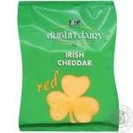 Сыр Dublin Dairy чеддер красный сычужный зрелый сыр 48% 200г