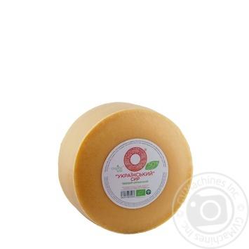 Сыр Organic milk Украинский твердый органический 50% фасованный - купить, цены на Ашан - фото 3