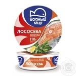 Vodniy Myr Salmon Paste 110g