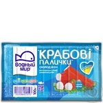 Vodnyi Mir Chilled Crab Sticks 100g