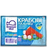 Vodnyi mir chilled crab sticks 200g