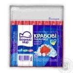 Crab sticks Vodnyi mir crab precooked 500g