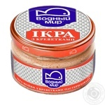Vodnyi mir with shrimp capelin caviar 180g