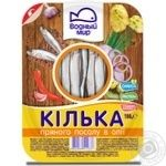 Vodnyi mir in oil fish sprat 180g