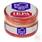 Vodnyi mir with smoked salmon capelin caviar 180g
