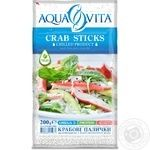 Aqua Vita Chilled Crab Sticks 200g