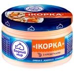 Vodniy Mir Capelin Caviar With Prawns Pasteurized Paste