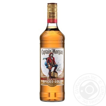 Captain Morgan Spiced Gold Rum Drink 35% 0,5l - buy, prices for Novus - image 1