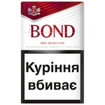 Bond Street Red Selection Cigarettes