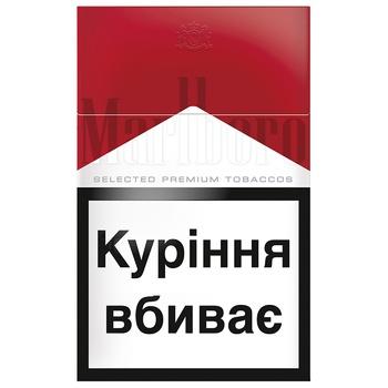Сигареты Marlboro Red 20шт - купить, цены на Восторг - фото 2