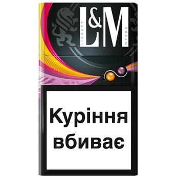 Сигарети L&M Loft Double MIX