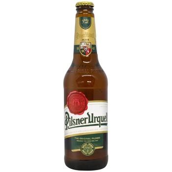 Пиво Pilsner Urquell светлое 4,4% 0,5л
