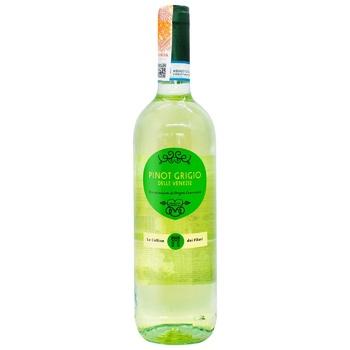Le Colline dei Filari Pinot grigio Wine white dry 12% 0,75l