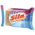 Мыло хозяйственное Sila 72% 180г