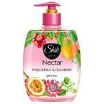 Мыло жидкое Shik Nectar Маракуйя и клюква 300г