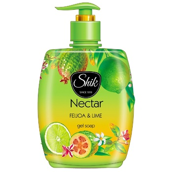 Shik Nectar Feijoa and Lime Liquid Soap 300ml
