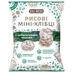 Мини-хлебцы Эки-Неки рисовые с прованскими травами 40г
