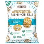 Міні-хлібці Екі-Некі мультизернові з морською сіллю 40г
