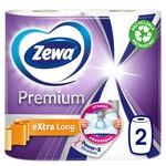 Zewa Premium Extra Long Paper Towels 2pcs