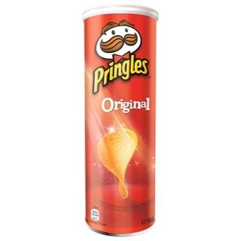 Pringles Original Potato Chips 165g
