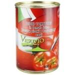 Томаты Fiamma резаные в томатном соку 400г
