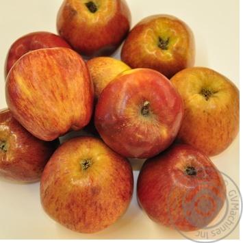 Яблоко Рeд Чиф диаметр 85+ импорт - купить, цены на Novus - фото 2