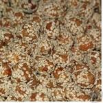 Драже арахіс в цукрі з кунжутом Їжачок Клім ваг