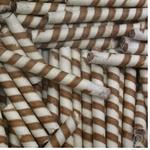 Трубочки вафельні ХБФ з какао кг 2