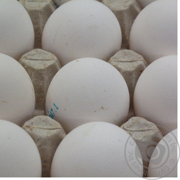 Яйце куряче С1 (колір товару на фото може відрізнятися від кольору товару на полиці)
