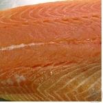 Филе лосося слабосоленое