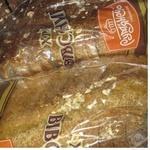 Bread Rumyanets oat cutting 500g Ukraine